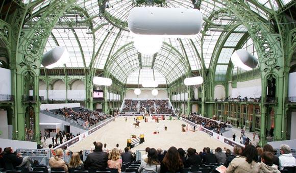 Les Lyonnais artisans du succès du « Saut Hermès » au Grand Palais