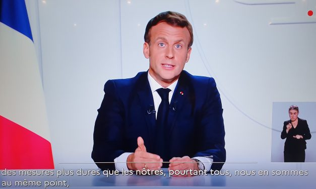 Contre la seconde vague, Macron impose le reconfinement. Parisiens, aux abris !